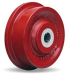 6 inch flanged Wheel