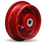8 inch flanged Wheel