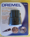 Foot & Nail Care Dremel Replacement Battery