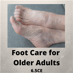 Foot Care for Older Adults