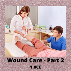 Wound Care Fundamentals - Part 2