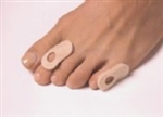 Small Protective Felt Toe Pads for Hammertoes - 100 ct