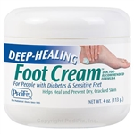 Pedifix Deep Healing Foot Cream nourishes, moisturizes and helps combat the signs of aging with natural ingredients.