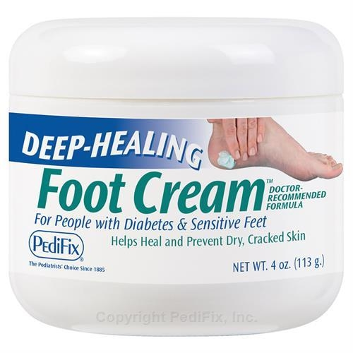 Pedifix Deep Healing Foot Cream For Sensitive Diabetic Feet