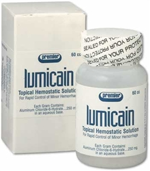 Lumicain Topical Hemostatic Solution With Aluminum Chloride