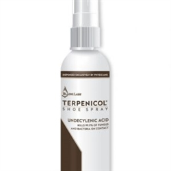 Terpenicol shoe spray Cure Athlete's Foot and Toe Fungus