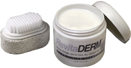 40 Percent Urea Cream Revitaderm for Cracked Heels & Feet