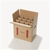 Wine Carrier for 12 Bottles - 1 Lot of 30 boxes