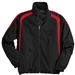 Sport-Tek Full-Zip Color Block Wind Jacket- IMPORTED