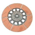 HYSTER FORKLIFT CLUTCH COVER HY133299 DRIVE PLATE