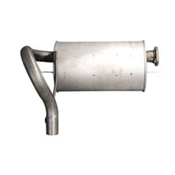TOYOTA FORKLIFT MUFFLER ASSEMBLY PARTS 17510-30511-71