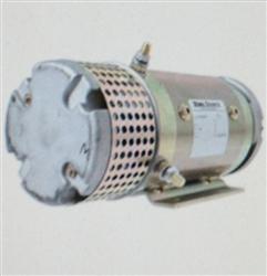genie aerial work platform 24 volt dc pump motor 5 hp 24 volt. Black Bedroom Furniture Sets. Home Design Ideas