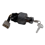 KOMATSU FORKLIFT IGNITION SWITCH