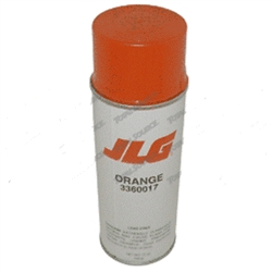 JLG AERIAL WORK PLATFORM SPRAY ORANGE PAINT