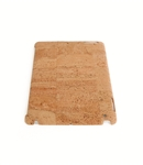 Cork IPAD 2 Cover in Natural Beige