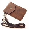 Brown Smartphone Shoulder Purse