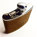 Cork Whisky Flask