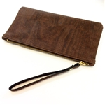 Cork Pochette Brown