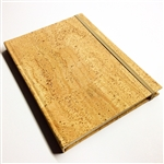 Cork A5 Hard cover Notebook