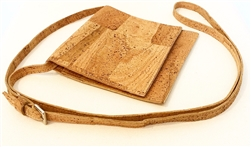 Cork Small Shoulder Strap Dapple