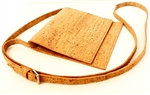 Cork Small Shoulder Strap natural
