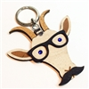 Cork Key Holder Goat