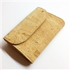 Cork Wallet Ladies Natural