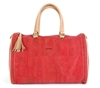 Big Cork Trunk Red Bag