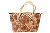 Flower cork bag