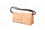 Natural Cork Small Classic Handbag