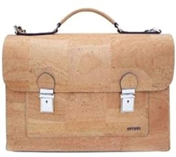 Cork Brief case