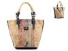 Rose Large Cork Bag