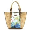 Spring Large Cork Bag with Buckles