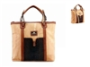Croco Large Cork Bag