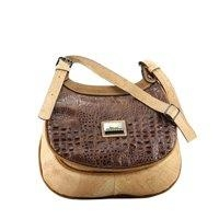 Croco Cork Side Bag