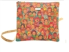 People print Cork shoulder bag