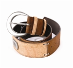 Patch Woman's Cork Belt