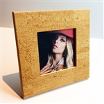 Cork Frame Small Square