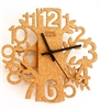 Cork Wall Clock
