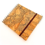 Cork and Fennel Notepad