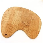 Cork Leather Mouse Pad