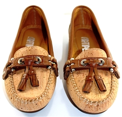 Cork Ladies Mocassins