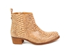 Cork Piton Ankle Boot