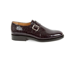 Bartolomeu Oxford Shoe Black