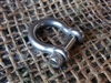 4mm Stainless Steel Bow Shackle