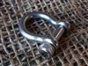 6mm Stainless Steel Bow Shackle