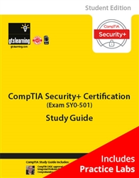 CompTIA Security+ (Exam SY0-501) Student Edition eBook + Live Practice Labs