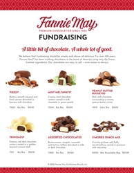 Fannie May Boxed Chocolate Fundraiser