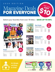 Magazine Subscriptions for Fundraising