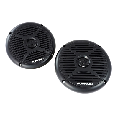 "Furrion 5"" Marine Speakers FMS5B - One Pair (BLACK)"